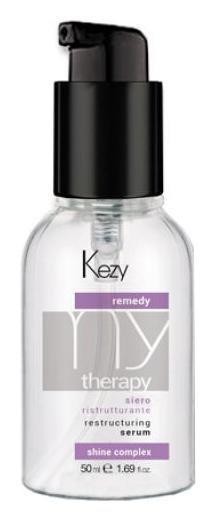 """Сыворотка восстанавливающая с кератином """"Remedy serum""""  Kezy"""