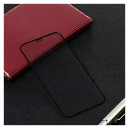 Защитное стекло 2.5d для Iphone 12 Mini, полный клей, 0.26 мм, 9Н  NNB
