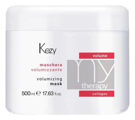 "Маска для придания объема с морским коллагеном ""Volume mask""  Kezy"