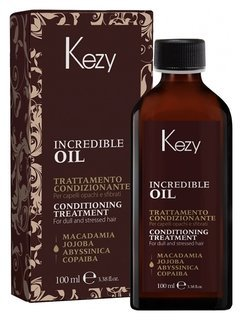 Масло для волос «Incredible oil»  Kezy