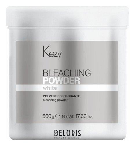 Купить Порошок для волос Kezy, Белый обесцвечивающий порошок Bleaching powder white , Италия