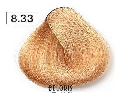 Купить Краска для волос Kezy, Перманентная крем-краска для волос Color Vivo , Италия, Тон 8.33 Светлый блондин золостиый интенсивный