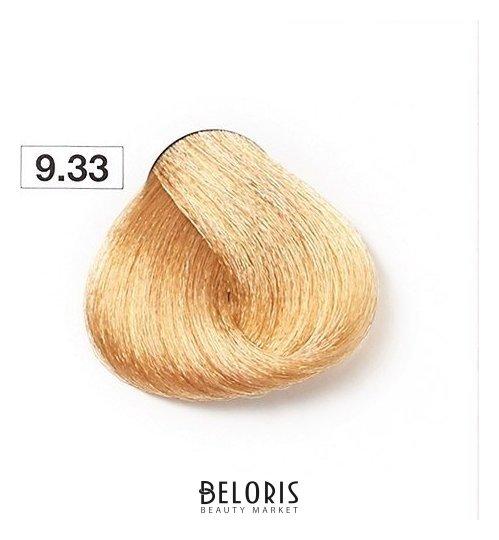 Купить Краска для волос Kezy, Перманентная крем-краска для волос Color Vivo , Италия, Тон 9.33 Очень светлый блондин золотистый интенсивный