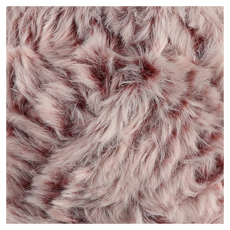 Пряжа фантазийная 100% микрофибра Softy Plush 100 гр 65 м бразилин Softino