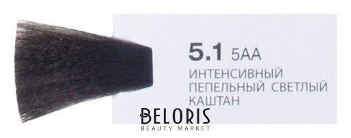 Купить Краска для волос Kezy, Крем-краска Involve color , Италия, Тон 5.1 Интенсивный пепельный светлый каштан