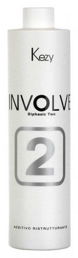 """Модификатор для окрашивания тон в тон """"Involve biphasic two""""  Kezy"""