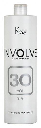 "Окисляющая эмульсия 9% ""Involve Cream Developer""  Kezy"