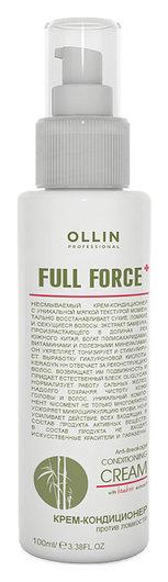 Крем-кондиционер против ломкости  OLLIN Professional