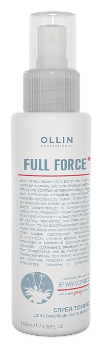Спрей-тоник для стимуляции роста волос  OLLIN Professional