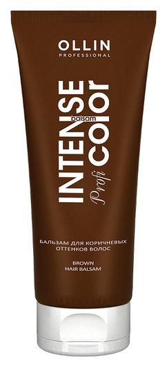 Бальзам для коричневых оттенков волос  OLLIN Professional