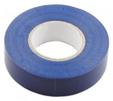 Изолента ПВХ Klebebander, 15 мм, 20 м (Синяя)  Klebebander