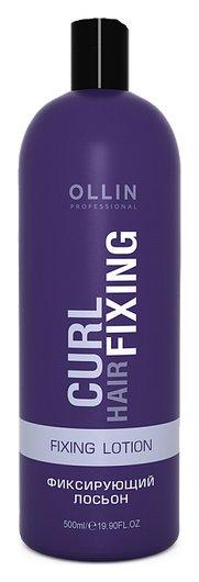 Фиксирующий лосьон OLLIN Professional Curl & Smooth Hair
