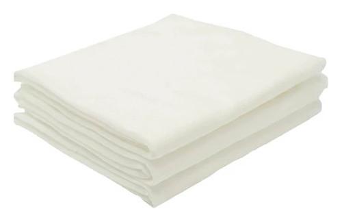 """Простыни одноразовые нестерильные """"Чистовье"""", 10 штук, 70х200 см, спанлейс 50 г/м2, белые  Чистовье"""