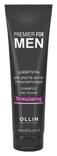 Шампунь для роста волос стимулирующий  OLLIN