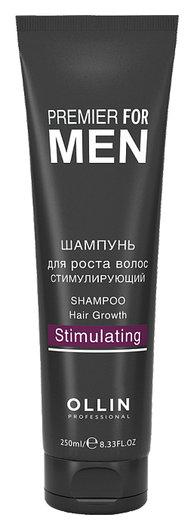 Шампунь для роста волос стимулирующий  OLLIN Professional