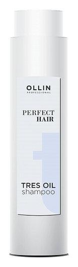 Шампунь для волос Tres Oil  OLLIN Professional