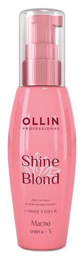 Масло для волос «Омега-3»  OLLIN Professional
