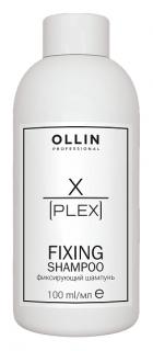 Фиксирующий шампунь  OLLIN
