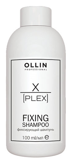 Фиксирующий шампунь OLLIN Professional X-Plex