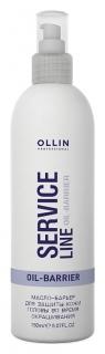 Масло-барьер для защиты кожи головы во время окрашивания  OLLIN