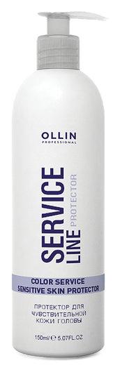 Протектор для чувствительной кожи головы  OLLIN Professional