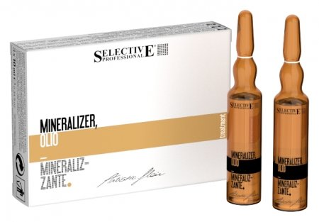 Реструктуририющий лосьон для волос Mineralizer Selective Professional Artistic Flair