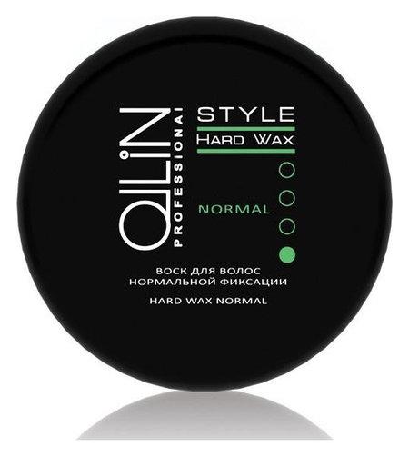 Воск для волос нормальной фиксации  OLLIN Professional