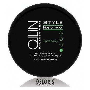Воск для волос нормальной фиксации OLLIN Style