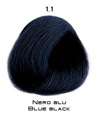 Тон 1.1 Черно-синий  Selective Professional