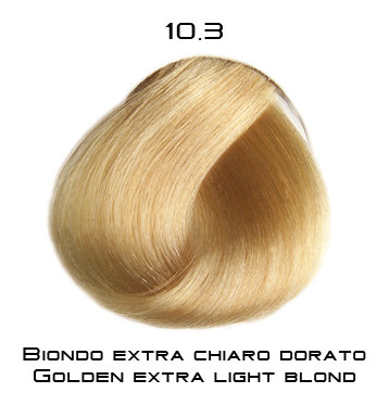 Тон 10.3 Экстра светлый блондин золотистый