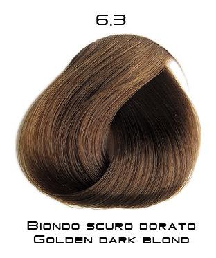 Тон 6.3 Темный блондин золотистый  Selective Professional
