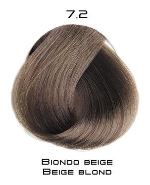 Тон 7.2 Блондин бежевый  Selective Professional