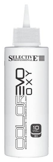 """Оксигент 3 % (10vol) эмульсия окислительная """"Colorevo""""  Selective Professional"""