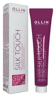 Безаммиачный стойкий краситель для волос  OLLIN