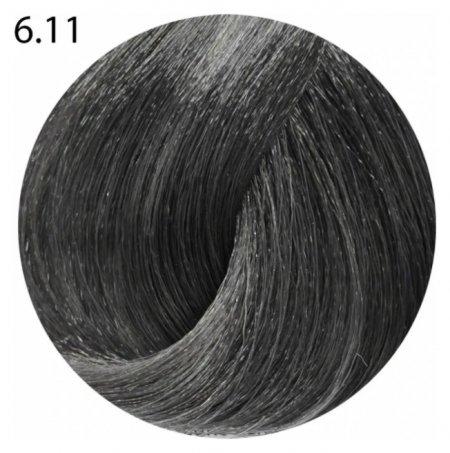Тон 6.11 Темный интенсивный пепельный блондин  FarmaVita