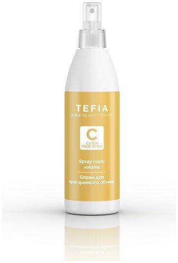 Спрей для прикорневого объема Tefia Catch your style