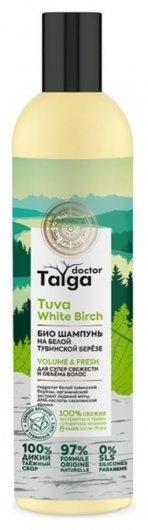 Шампунь-био освежающий для супер свежести и объема волос  Natura Siberica