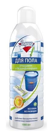 """Чистящее средство для полов """"Золушка"""", 1 литр  Золушка"""