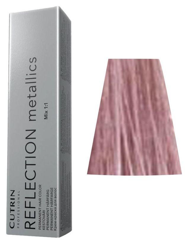 """Крем-краска для волос """"Reflection metallics"""" Тон 9R Перламутровый блонд"""