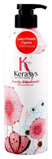 Шампунь для волос Lovely & Romantic  KeraSys