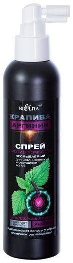 Спрей против ломкости несмываемый для истонченных и секущихся волос  Белита - Витекс
