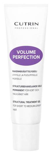 Гель для структурирования волос Volume perfection  Cutrin