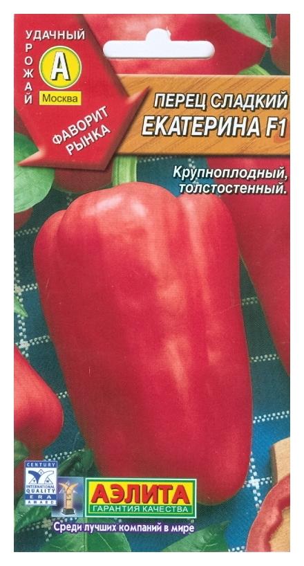 "Семена. перец ""Екатерина F1"", сладкий  Аэлита"