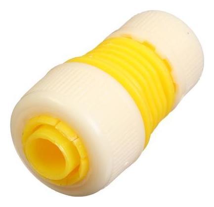"""Муфта-соединитель, 1/2"""" (12 мм) – 3/4"""" (19 мм), цанга, Abs-пластик  Greengo"""