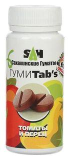 """Удобрение гуминовое """"Сахалинские гуматы"""" гумитabs для томатов и перца, 80 г"""