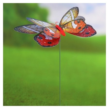 Декоративный штекер Бабочка махаон NNB