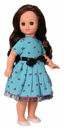 Кукла «Лиза яркий стиль 1», 42 см Весна