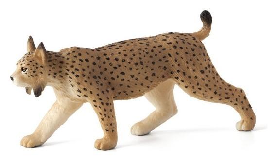 Фигурка Mojo Пиренейская рысь Animal planet