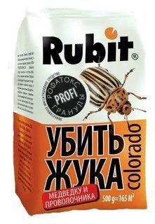 Средство от колорадского жука и других вредителей Рофатокс гранулы