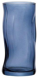 Стакан Pasabahce 420928slbbl аморф, стекло, синий, 400 мл, 1 шт  Pasabahce